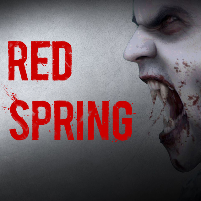 Red Spring Title Card
